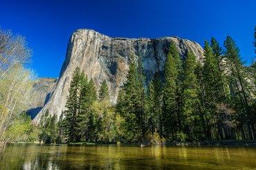 Yosemite, masyw El Capitan